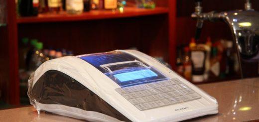 Euro-150TE Flexy online pénztárgép tokban